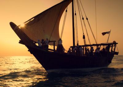 film crew in qatar