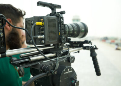 Production Equipment for Hire in Qatar
