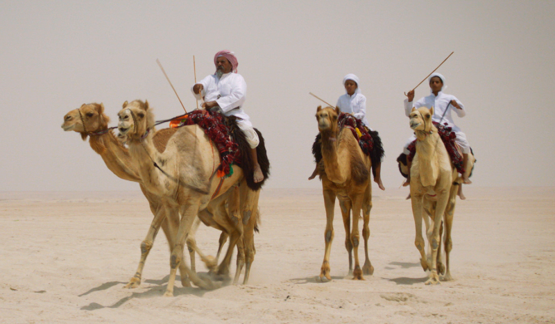 media production company in qatar